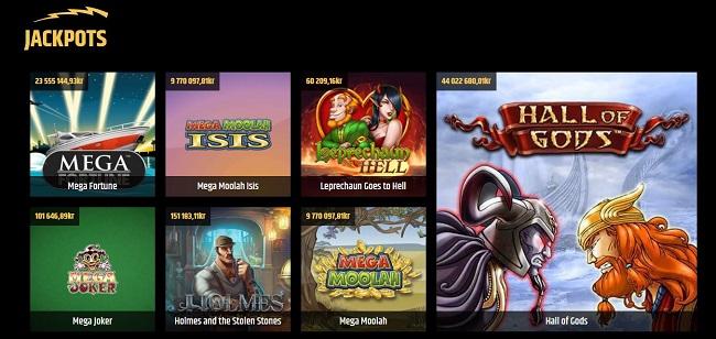 metal casino jackpottspel