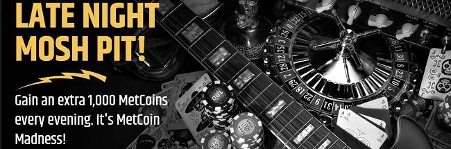 metal casino kampanj