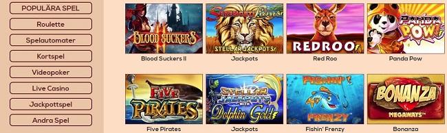 Queen Vegas spel